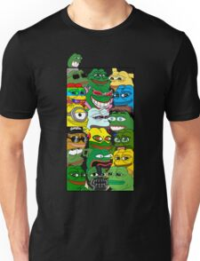 Pepe the frog MEME Collection Unisex T-Shirt