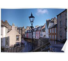 High Street, South Queensferry Poster
