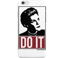 Janeway Says Do It iPhone Case/Skin