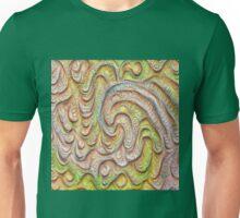 Frozen spring wave #DeepDream #Art | Sasalušais pavasara vilnis Unisex T-Shirt