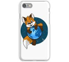 Cute Firefox iPhone Case/Skin