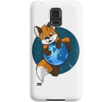 Cute Firefox Samsung Galaxy Case/Skin