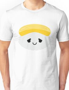Egg Sushi Emoji Pretty Please Unisex T-Shirt