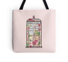 Rose TARDIS Tote Bag