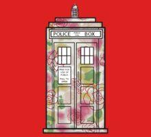 Rose TARDIS One Piece - Short Sleeve