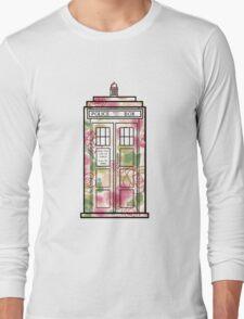 Rose TARDIS Long Sleeve T-Shirt