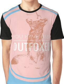 You have been Outfoxed  Graphic T-Shirt