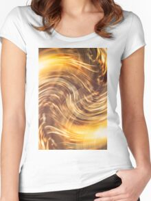 Into The Unknown LXXII Women's Fitted Scoop T-Shirt