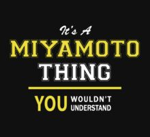 It's A MIYAMOTO thing, you wouldn't understand !! by satro