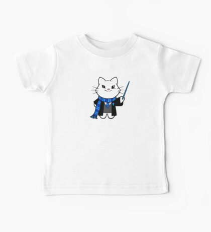 Gumdrop is Wizardkitty - Wit and Learning! Baby Tee
