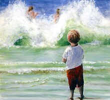 But Mom, I Wanna Play Too by Michael Beckett