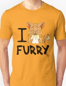 I ñawr FURRY T-Shirt