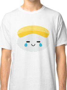Egg Sushi Emoji Teary Eye of Joy Classic T-Shirt