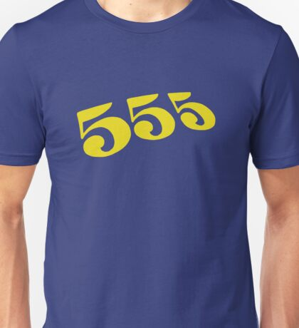 Subaru World Rally Team - 555 Unisex T-Shirt