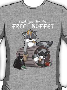 Raccoons grateful T-Shirt