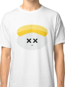 Egg Sushi Emoji Faint and Knock Out Classic T-Shirt