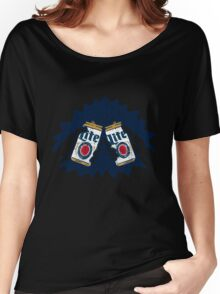 Lite Beer Women's Relaxed Fit T-Shirt