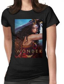 Wonder Woman Womens Fitted T-Shirt
