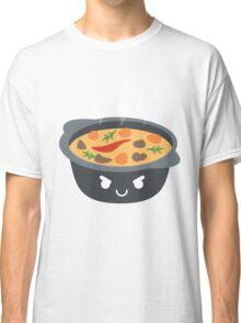 Hotpot Emoji Naughty and Cheeky Classic T-Shirt