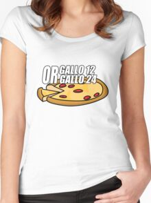 Gallo 12 or Gallo 24? Women's Fitted Scoop T-Shirt