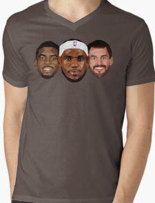 3 Best friends Mens V-Neck T-Shirt