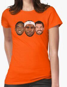 3 Best friends Womens Fitted T-Shirt