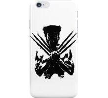 Wolverine Popart iPhone Case/Skin