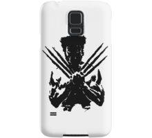 Wolverine Popart Samsung Galaxy Case/Skin
