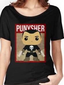 THIS IS WAR - PUNYSHER VINTAGE Women's Relaxed Fit T-Shirt