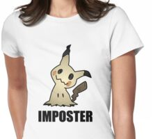 Mimikyu - Imposter Womens Fitted T-Shirt