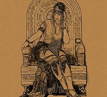 Sheba by Ivy Izzard