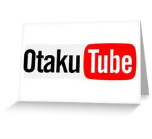 OtakuTube Greeting Card