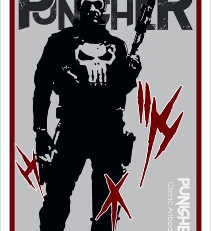THIS IS WAR - PUNISHER Sticker