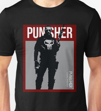 THIS IS WAR - PUNISHER 2 Unisex T-Shirt