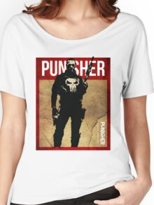 THIS IS WAR - PUNISHER 2 VINTAGE Women's Relaxed Fit T-Shirt