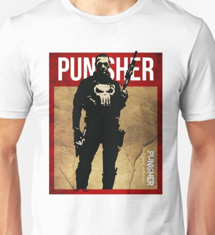 THIS IS WAR - PUNISHER 2 VINTAGE Unisex T-Shirt