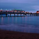 Paignton Pier, Devon by Lissywitch