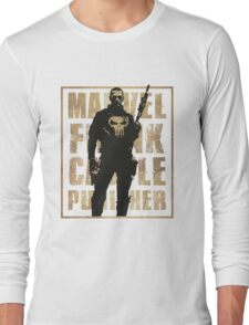 THIS IS WAR - PUNISHER 3 VINTAGE Long Sleeve T-Shirt