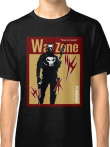 THIS IS WAR - PUNISHER 4 Classic T-Shirt