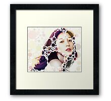 BOA(보아), Kpop star, photo art Framed Print