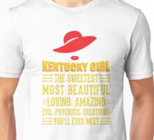 Kentucky Girl Unisex T-Shirt