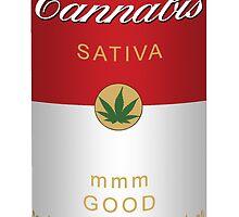 Cannabis Sativa by anthonyv77
