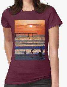 Ocean Beach Sunset T-Shirt