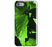 Surreal Green Mint iPhone Case/Skin