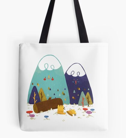 Let's Explore Tote Bag