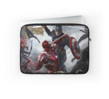 Captain America: Civil War Laptop Sleeve