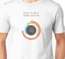 How to be a Super Saiyan ! Unisex T-Shirt