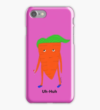 Elvis Carrot iPhone Case/Skin