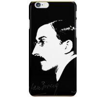 Stefan Zweig iPhone Case/Skin
