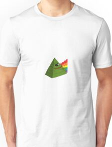Rare Pepe - Pink Floyd Dark Side of the Moon Edition Unisex T-Shirt